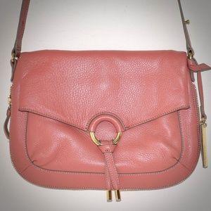 Vince Camuto Adina Leather Shoulder Bag Crossbody